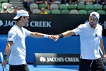 Australian Open, Fognini e Bolelli in finale nel doppio