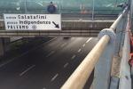 Formazione, protesta a Palermo: operatore minaccia di gettarsi da un ponte