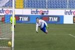Sampdoria-Palermo, dal pareggio al gol negato: le principali immagini della partita