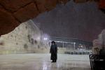 Neve a Gerusalemme, scuole chiuse e rischi per gli automobilisti - Foto
