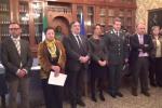 Giornata della memoria, consegnate medaglie d'oro a Palermo