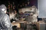 Rogo doloso a Lentini, distrutta la «casa» della Leonzio