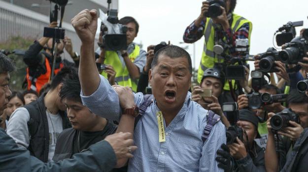 editore, Hong Kong, media, proteste, Sicilia, Mondo
