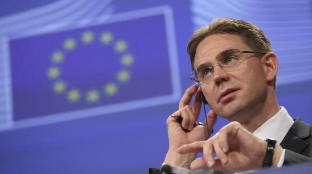 governo, jobs act, unione europea, Jyrki Katainen, Sicilia, Politica