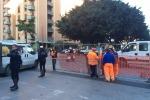 Tram a Palermo, chiudono in parte il ponte di corso Calatafimi e via Pacinotti - Video