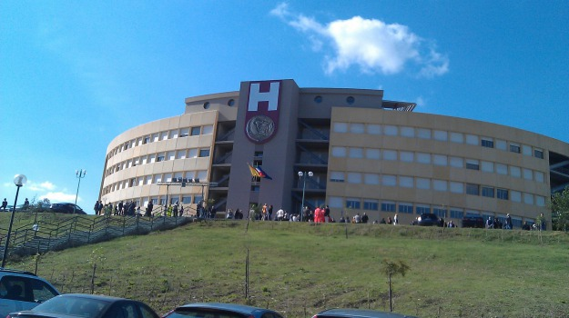 Ospedale di Lentini, Siracusa, Cronaca