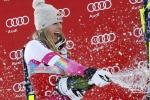 La Vonn regina a Cortina: è la vittoria numero 62 della carriera