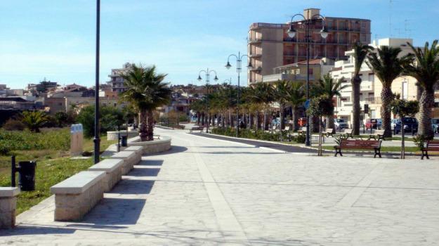 fondi, lungomare, ministero dell'ambiente, pozzallo, Ragusa, Cronaca