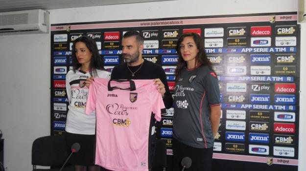 beneficenza, maglie all'asta, rosanero cares, Palermo, Qui Palermo