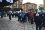 Anche a Palermo bancari in piazza - Video