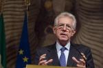 """Referendum, Monti: """"Il mio No contro un salto nel buio"""""""