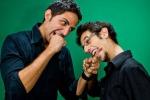 Nuovi comici crescono in Sicilia: Tgs offre loro una ribalta, Matranga & Minafò conduttori