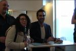 In centinaia per Marco Mengoni alla Mondadori di Palermo - Il Video