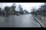 Palermo si è svegliata sotto la pioggia: disagi e allagamenti - Il Video
