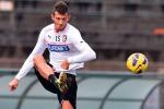 Trapani, in difesa arriva Milanovic Caputo per sostituire Mancosu