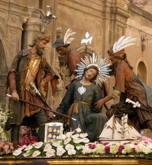Processione dei Misteri a Trapani, al via le visite ai sacri gruppi
