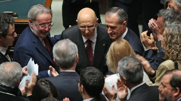 presidente della Repubblica, Quirinale, Giorgio Napolitano, Sergio Mattarella, Sicilia, Politica