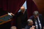 """Quirinale, Napolitano: """"Una figura imparziale"""""""