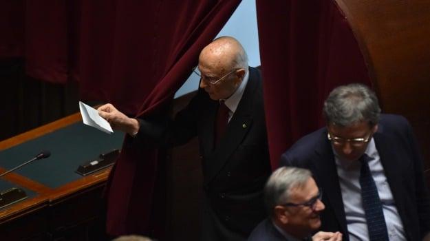Giorgio Napolitano, Sergio Mattarella, Sicilia, Politica