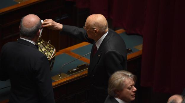 parlamento, presidente, Quirinale, repubblica, Matteo Renzi, Nichi Vendola, Sergio Mattarella, Silvio Berlusconi, Sicilia, Politica