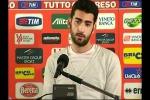 Catania, preso Belmonte: contratto fino al 2017