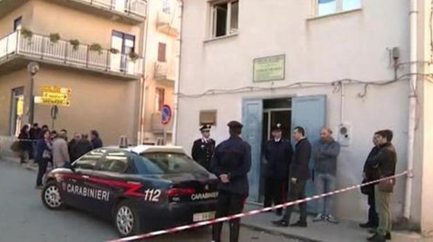 carabinieri, comune, omicidio, Calogero Cicero, Vincenzo Latona, Palermo, Cronaca