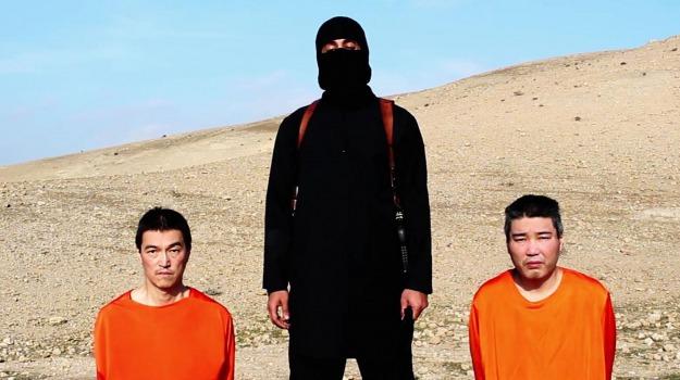 Isis, ostaggio giapponese, terrorismo, Sicilia, Mondo