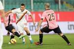 Palermo-Roma, ecco le immagini della partita