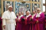 """""""Vorrei i processi gratuiti alla Rota, i sacramenti sono gratuiti"""""""