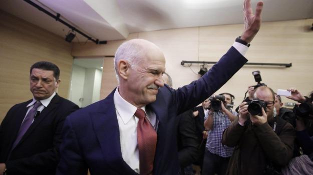 Elezioni grecia, movimento, voto, George Papandreou, Sicilia, Mondo