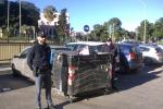 Posteggiatore abusivo arrestato in piazza d'Orleans a Palermo