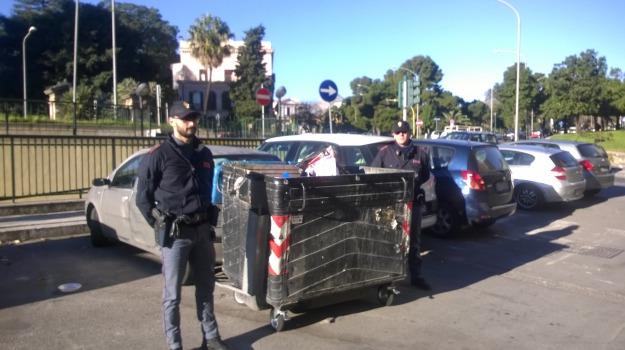 abusivo, ghanese, posteggiatore, Palermo, Cronaca