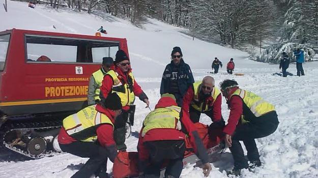 montagna, provincia, soccorso alpino, Palermo, Cronaca