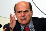 """Le urla alla Leopolda, Bersani: """"Il Pd è casa mia, non lo lascerò mai"""""""