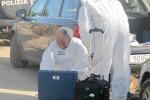 Giovane ucciso a Licata, Scientifica sul luogo del delitto