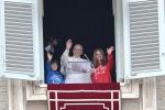 San Pietro, carovana della pace per il Papa - Le foto