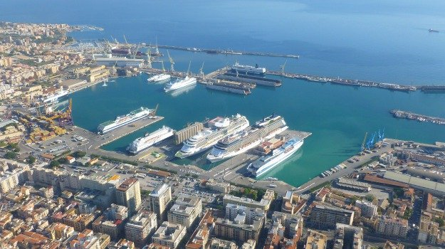 porto, trasporti, Palermo, Cronaca