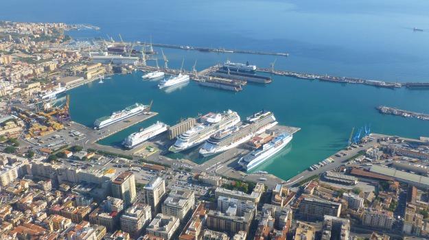 Arabi, eurispes, porto palermo, Palermo, Economia