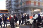 Palermo, i commercianti tornano a bloccare i lavori in via Amari - Video