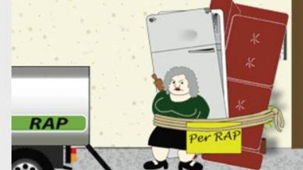 pubblicità, raccolta, rifiuti, Filippo Occhipinti, Sergio Marino, Palermo, Cronaca