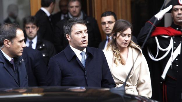 elettorale, governo, italicum, legge, pd, senatori, Matteo Renzi, Sicilia, Politica