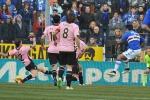 Sampdoria-Palermo 1-1: non convalidato un gol regolare ai rosa, la diretta