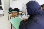 Lezioni al freddo, al via i lavori alla scuola Caponnetto