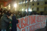Contro sfratti e sgomberi, in centinaia alla manifestazione