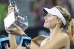 Sharapova regina a Brisbane: battuta la Ivanovic, il n.1 è ad un passo