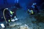 Soprintendenza del Mare riporta alla luce 39 lingotti di Oricalco