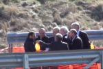 Sopralluogo di Ciucci sul viadotto crollato sulla Palermo-Agrigento - Video