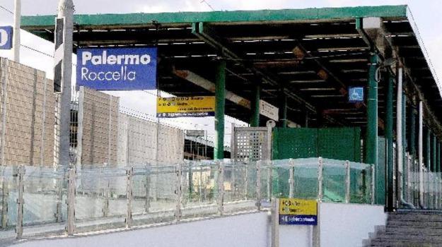 forum, metro, Trenitalia, Palermo, Cronaca