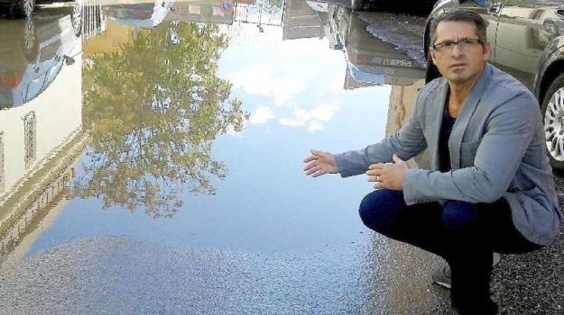 allagamenti, marciapiedi, potature, rifiuti, Palermo, Voci dalla città
