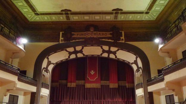 Palermo, teatro finocchiaro, Sicilia, Cultura